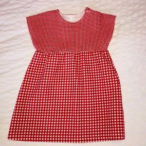 Gingham Dress ZaraGirl size 18-24